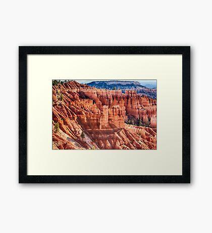 Bryce Canyon Utah Views 30 Framed Print