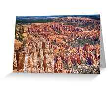 Bryce Canyon Utah Views 83 Greeting Card