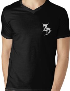 Zeds Dead Logo Mens V-Neck T-Shirt