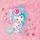 Kitten Love by TenshiNoYume