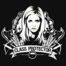Class Protector  by Tom Trager