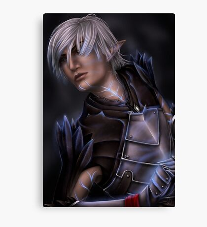Fenris - Dragon Age Canvas Print