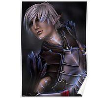 Fenris - Dragon Age Poster