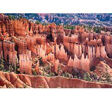 Bryce Canyon Utah Views 508 Photographic Print