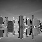 Lower Manhattan NYC by fernblacker