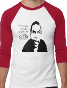 Popeye the chon chon juggler Men's Baseball ¾ T-Shirt