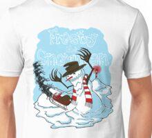 Frosty the Snowman Unisex T-Shirt