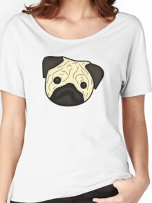 Pug Love Women's Relaxed Fit T-Shirt