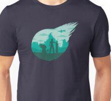 Valley of the fallen star Unisex T-Shirt