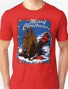 Rudolph the Red Nose Beast T-Shirt