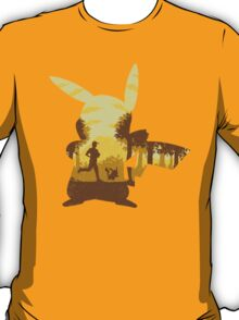 Yellow Companion T-Shirt