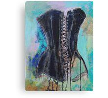 corset #7 Canvas Print