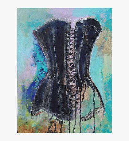 corset #7 Photographic Print