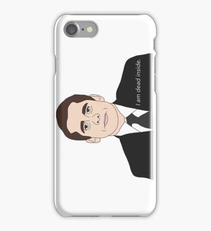 Dead Inside iPhone Case/Skin