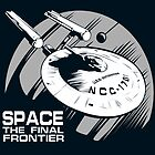Space: the final frontier by Rose24601