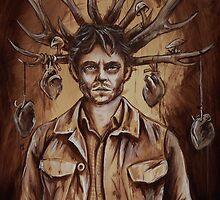Will Graham by Martyna Lejman