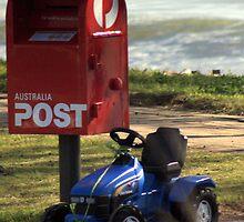 Postman Pat by myraj