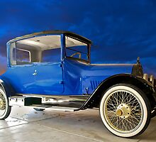 1916 Cole Touring Coupe I by DaveKoontz