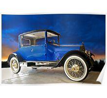 1916 Cole Touring Coupe I Poster