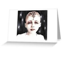 Childlike Empress from Neverending Story Greeting Card