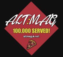Alt:Mag Promo - 100,000 Served! by LewisJFC