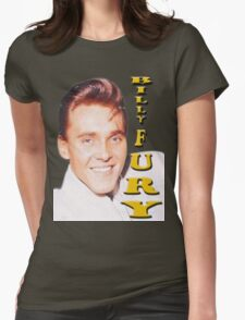 BILLY FURY Womens Fitted T-Shirt