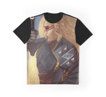 Dwarven Warrior Graphic T-Shirt