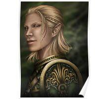 Zevran - Dragon Age Poster