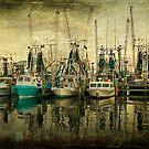 Shrimp Boat Row by Jonicool