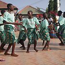 Ghana Dancers by TravelGrl
