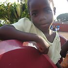 Ghana Orphan Girl by TravelGrl