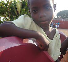 Ghana Orphan Girl by TravelGrl