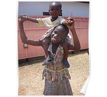 Ghana Girls Poster