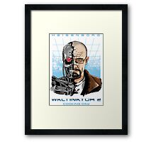 Heisenborg ... Waltinator 2 - Cooking Day Framed Print