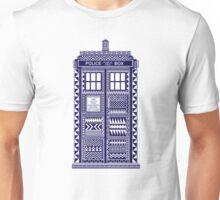 Aztec Tardis Unisex T-Shirt