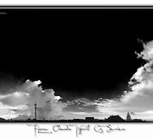 ©HCMS Home Clouds Movil C3 Series XXII Monochromatic by OmarHernandez