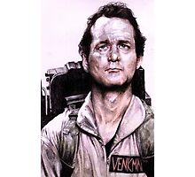 Peter Venkman from Ghostbusters Photographic Print