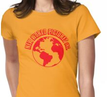 New World Pictures Womens Fitted T-Shirt
