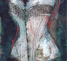 Corset #1 by Maria Pace-Wynters