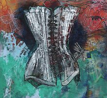 Floating Corset by Maria Pace-Wynters