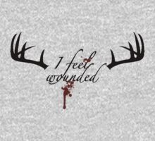 Hannibal I Feel Wounded  by angelsorwhores