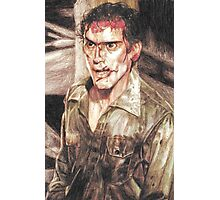 Ash from Evil Dead II (2) Photographic Print