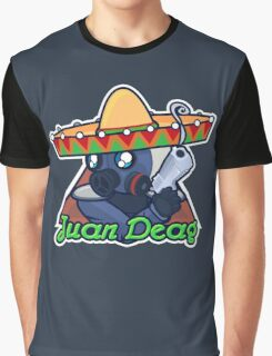 Juan Deag - Counter-Terrorist Graphic T-Shirt