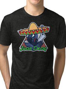 Juan Deag - Counter-Terrorist Tri-blend T-Shirt