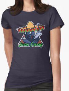 Juan Deag - Counter-Terrorist Womens Fitted T-Shirt