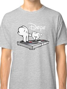 Dope! DJ Cartoon Hands Classic T-Shirt