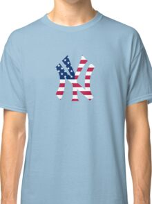 New York Yankees America  Classic T-Shirt