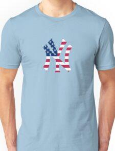 New York Yankees America  Unisex T-Shirt