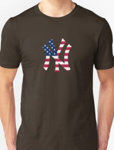 New York Yankees America  T-Shirt