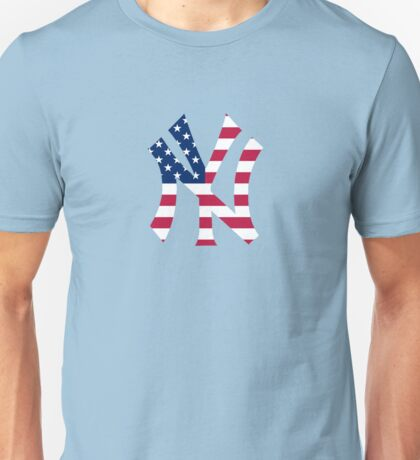 New York Yankees America  Unisex T-Shirt